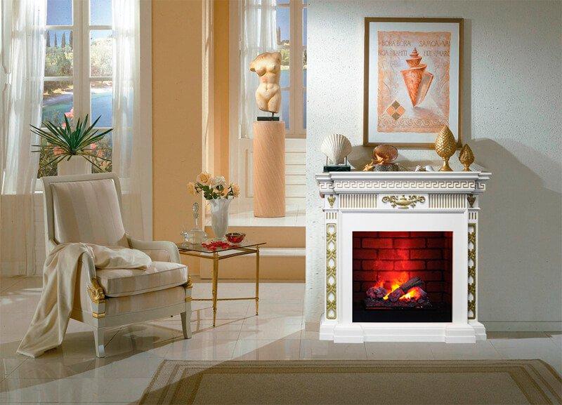 Фото дизайн каминного портала